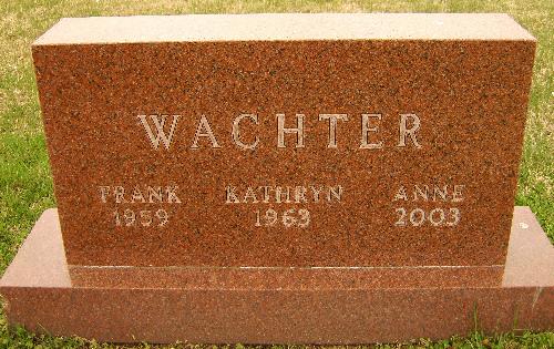 Kathryn <i>McCall</i> Wachter