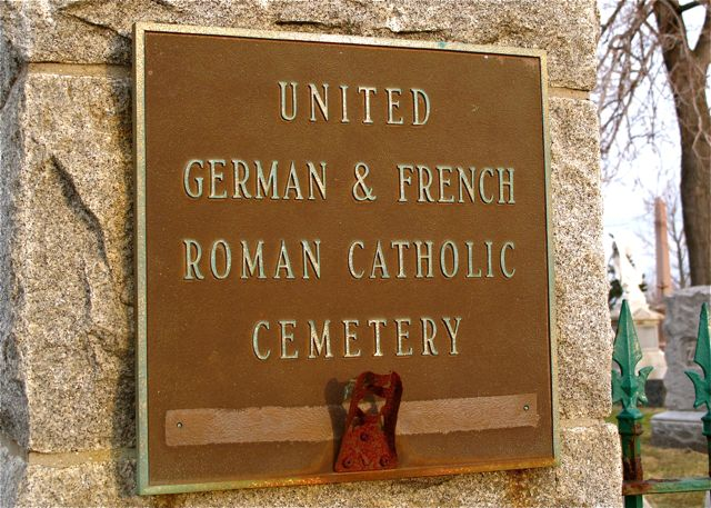 United German and French Cemetery