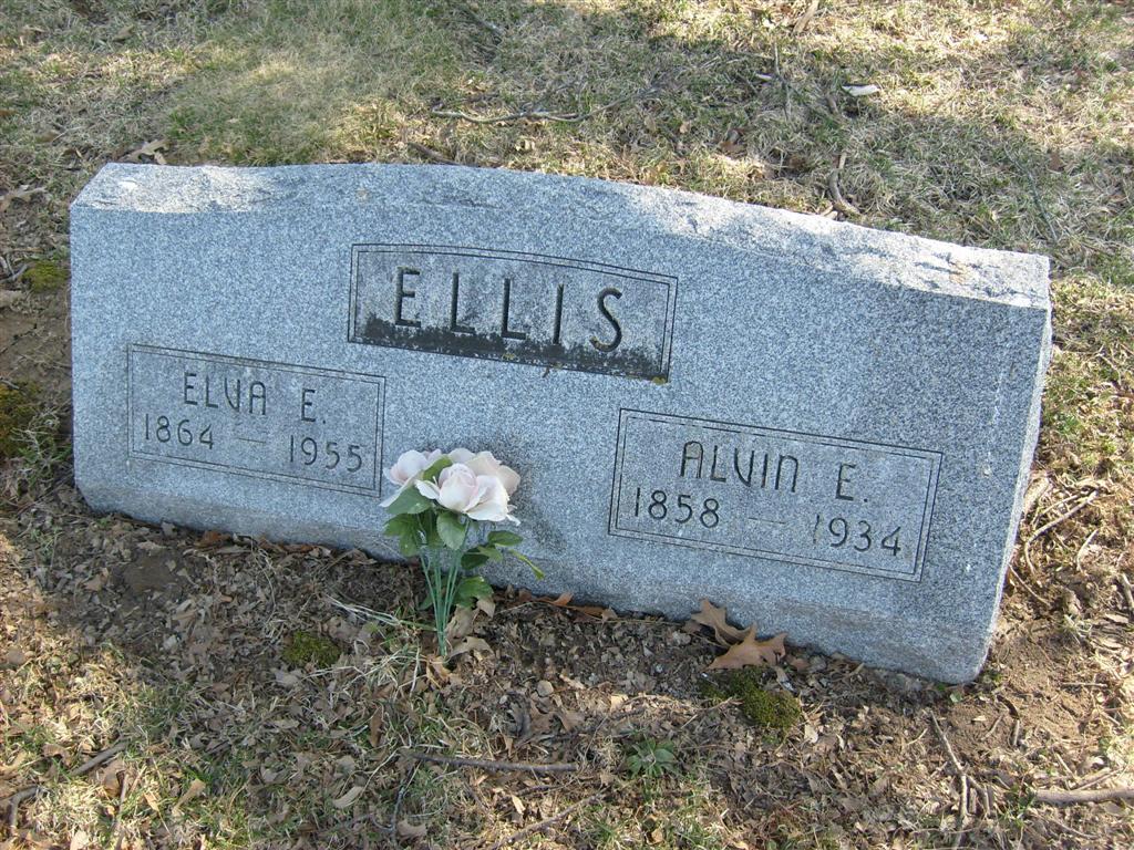Alvin E Ellis