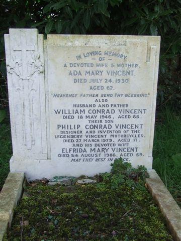 Philip Conrad Vincent