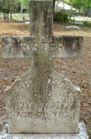 Sr Mary Joseph