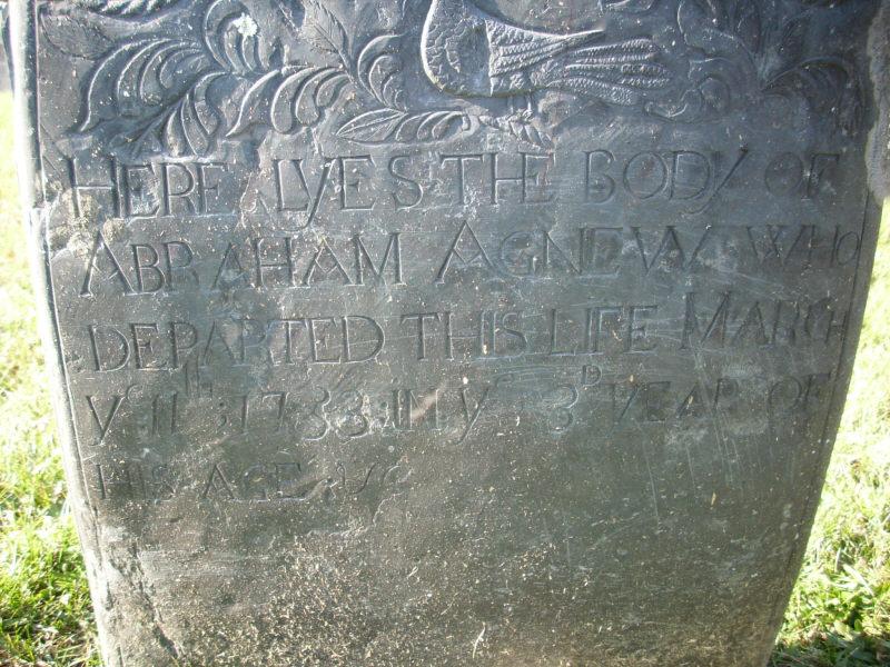 Abraham Agnew