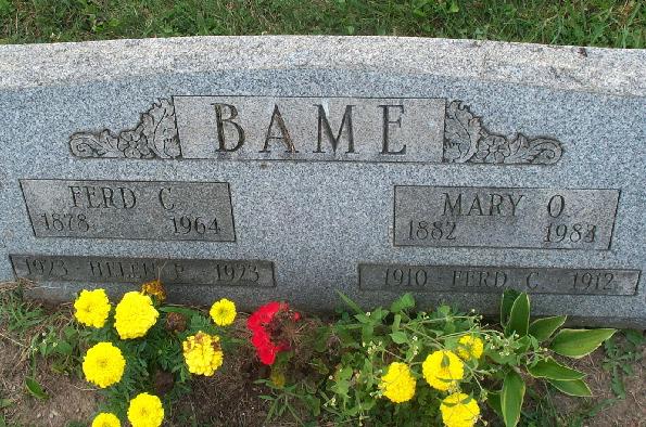 Mary O. Bame