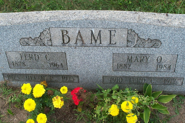 Ferdinand C. Bame