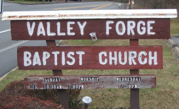 Valley Forge Baptist Church Cemetery