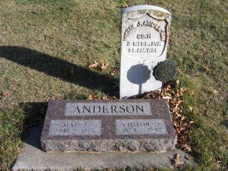 Mae L. <i>Carlson</i> Anderson
