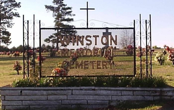 Winston Memorial Cemetery