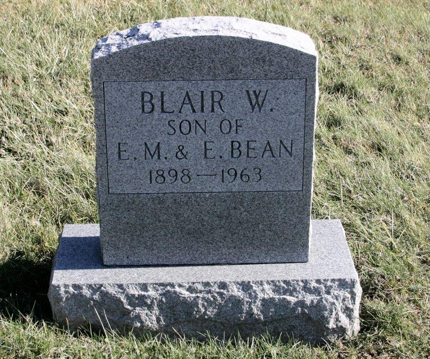 Blair Wade Bean