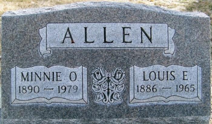 Louis Edward Allen