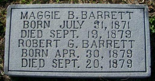 Robert Garfield Barrett