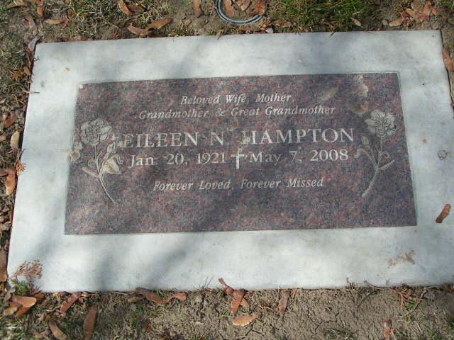 Eileen Nancy <i>Livermont</i> Hampton