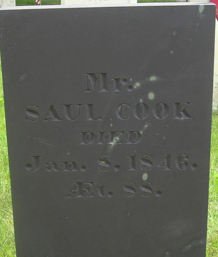 Saul Cook