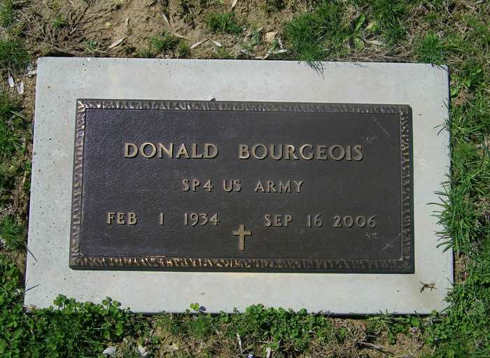Donald Bourgeois