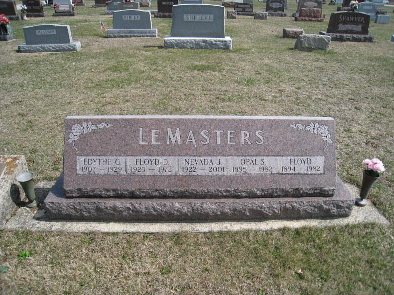 Floyd LeMasters
