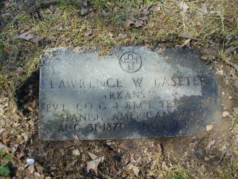 Lawrence Webb Laseter