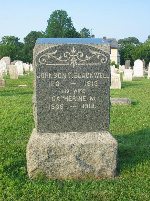 Catherine M. <i>Titus</i> Blackwell