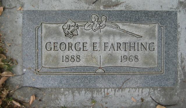 George Earl Farthing