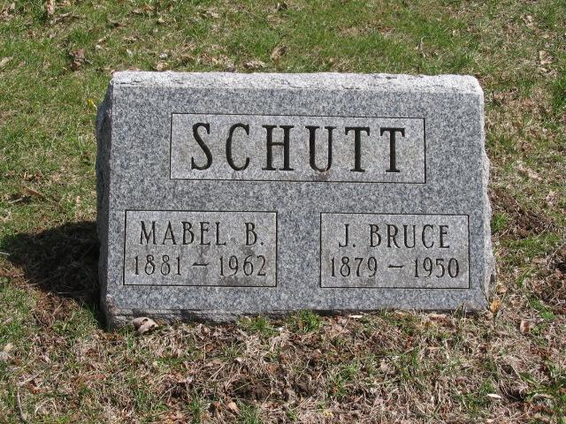 James Bruce Schutt