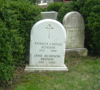 Jane Bee <i>Acheson</i> Brown