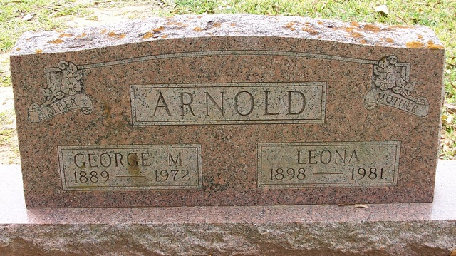 George Marion Arnold