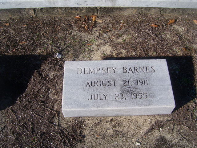 Dempsey Barnes