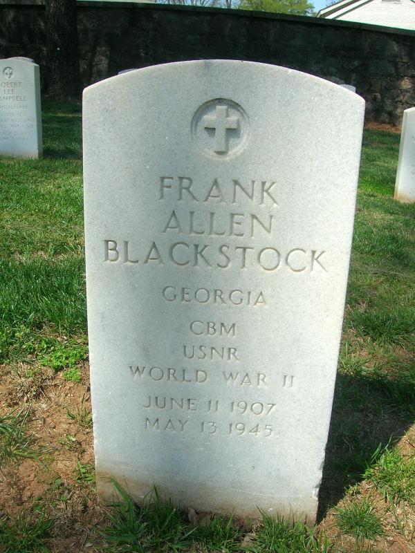 Frank Allen Blackstock