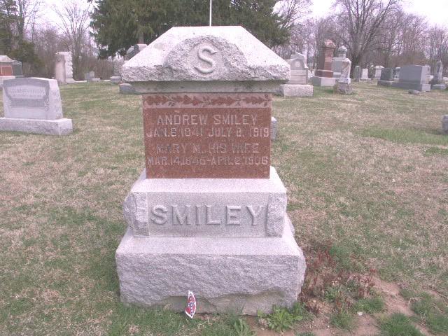 Andrew Smiley