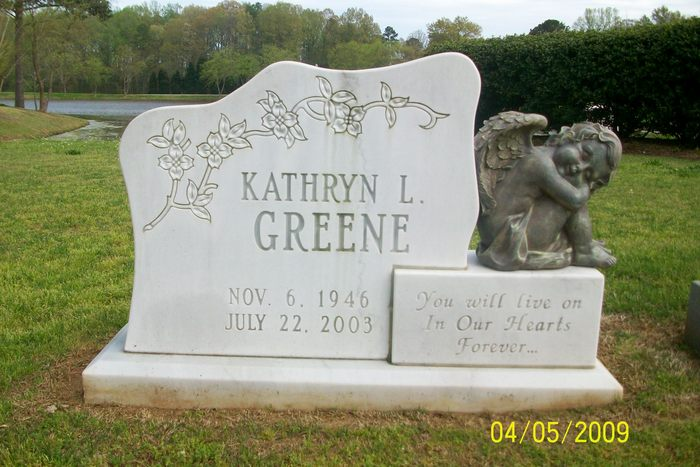 Kathryn Lillian <i>Sparkes</i> Greene