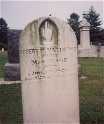 Robert M. Matthews