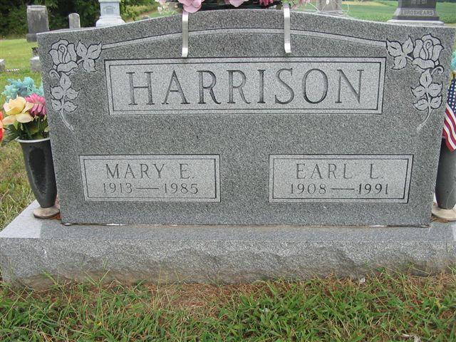 Mary E. Harrison