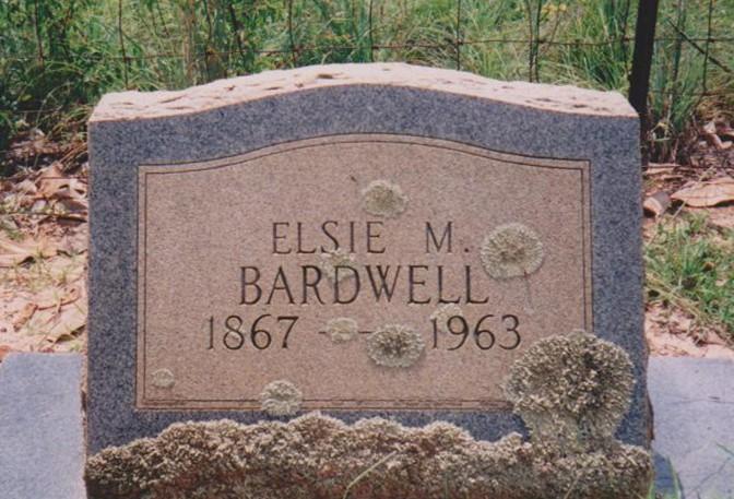 Elsie Manilla <i>Simpson</i> Bardwell