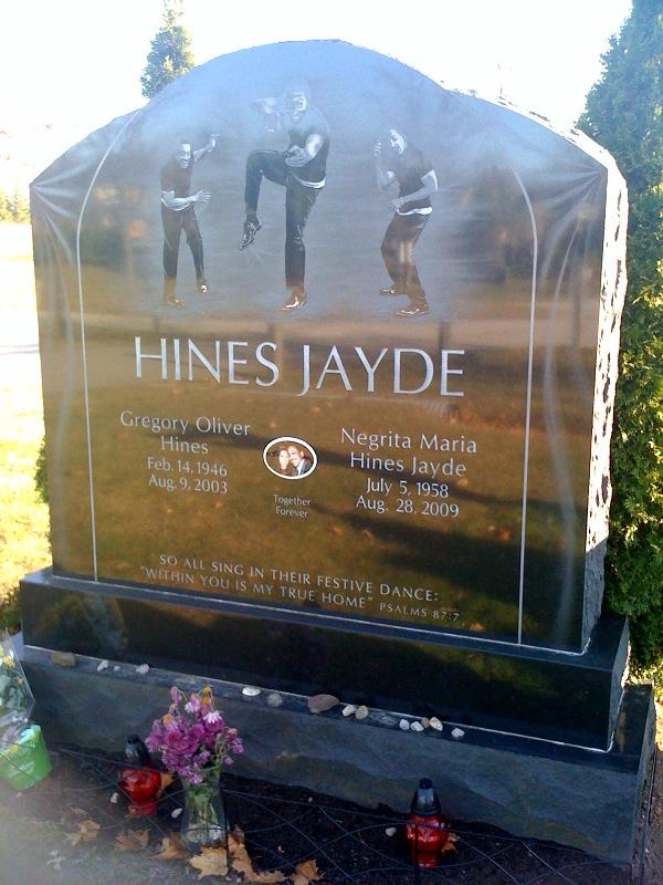 Negrita Maria Hines Truszyk Jayde (1958-2009) - Find A Grave Memorial