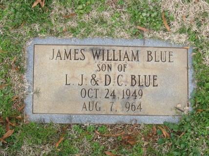 James William Blue