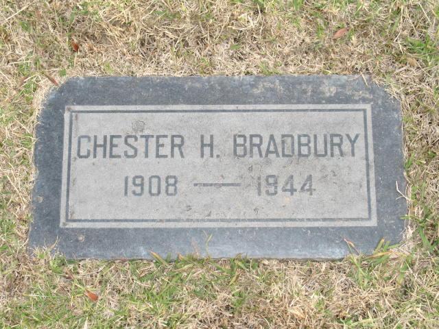 Chester Howard Bradbury