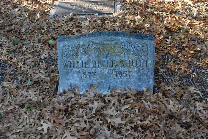 Willie Belle <i>Daniel</i> Shutt