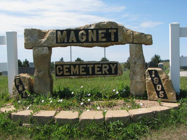 Magnet Cemetery