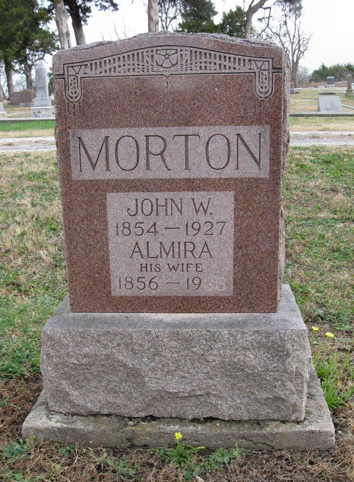 John Wesley Morton