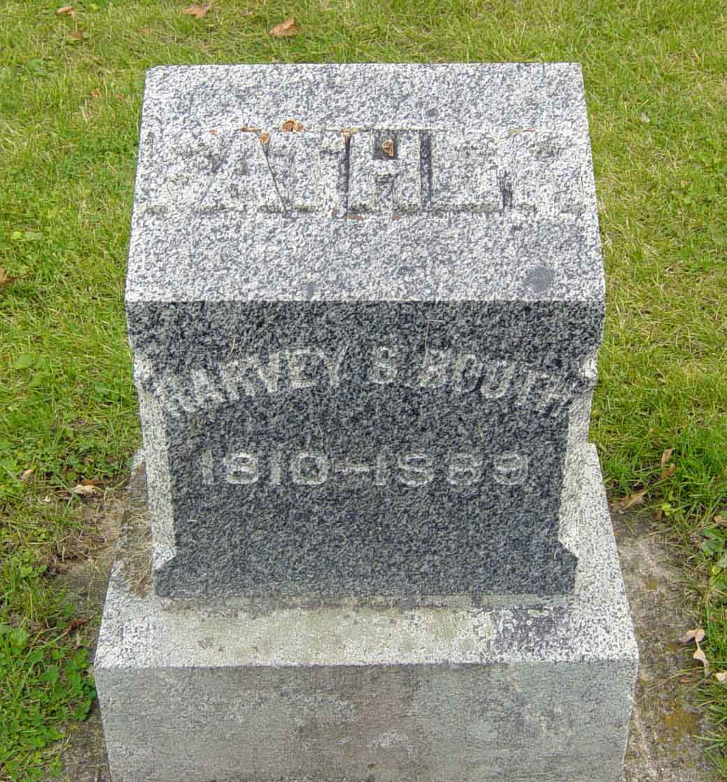 Harvey S. Booth