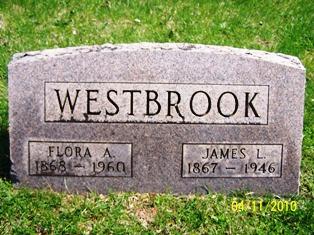 Flora Alice <i>Jones</i> Westbrook