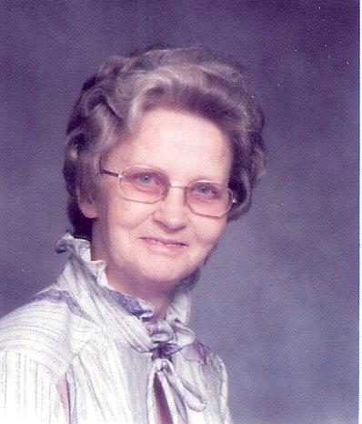 Mary Sudie <i>Sowards</i> Stewart