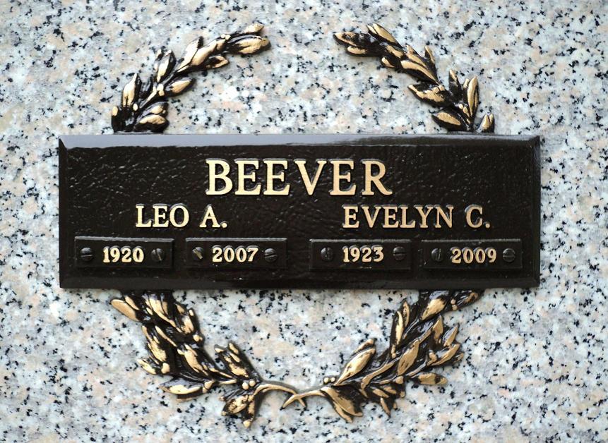 Evelyn <i>Carter</i> Beever