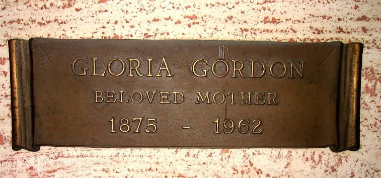 Gloria Gordon