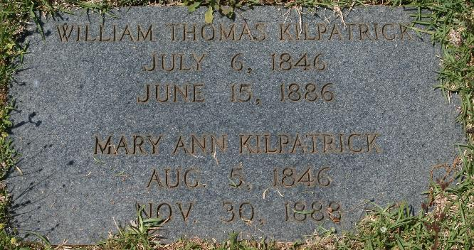 William Thomas Kilpatrick