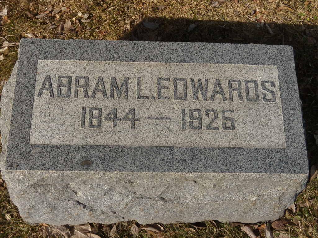 Abraham L Edwards