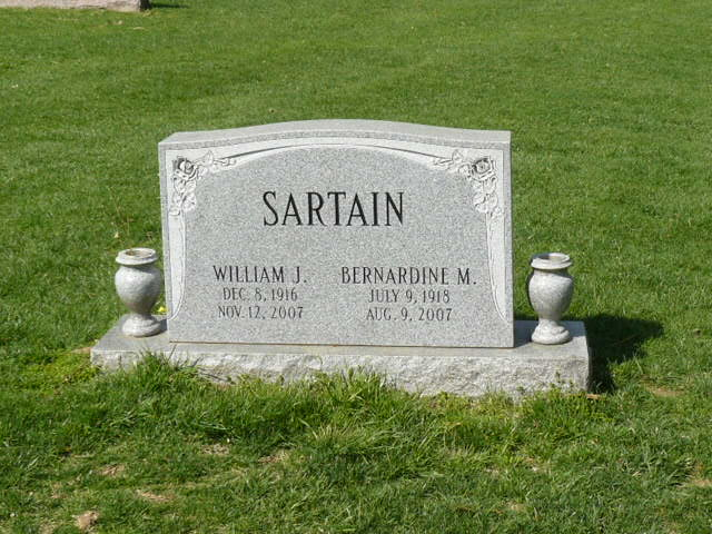 Bernardine Mary Sartain