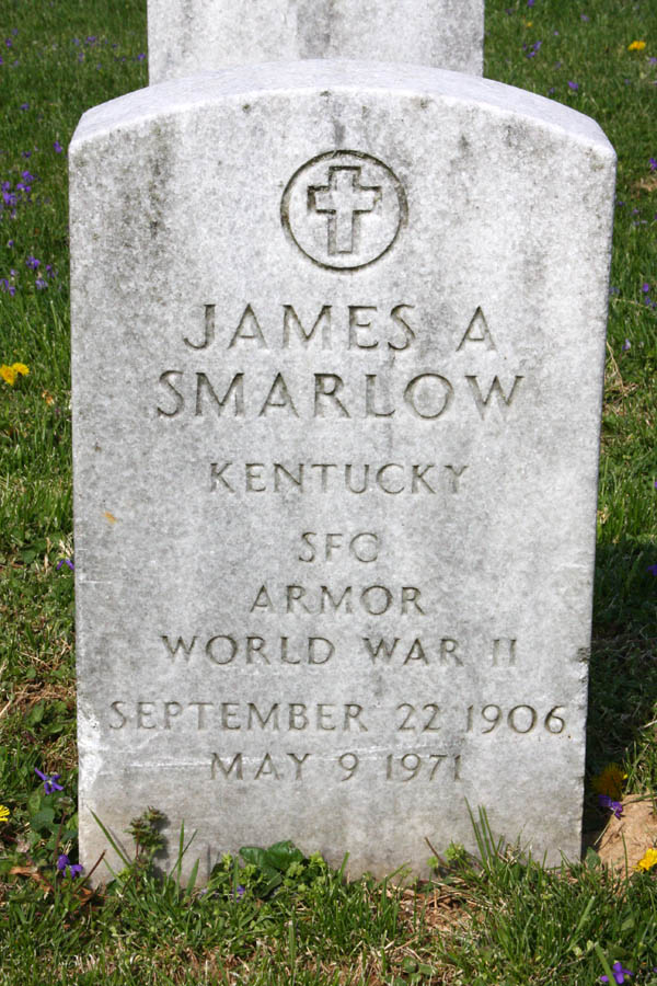James Anthony Smarlow