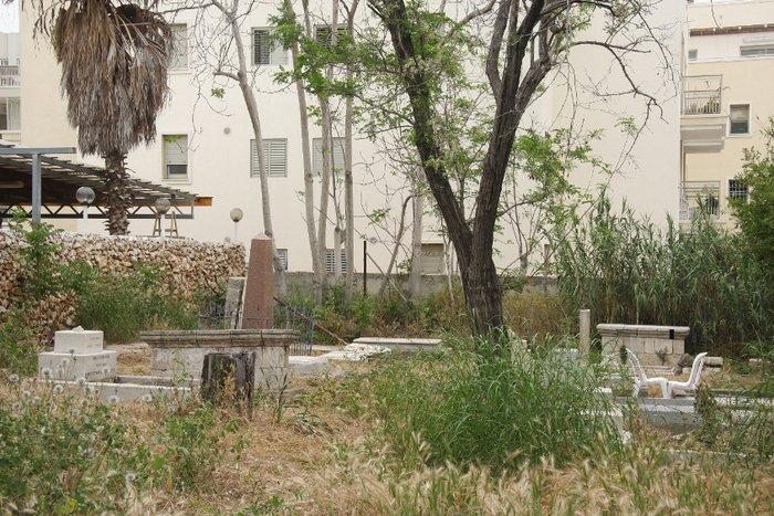 Jaffa Old Protestant Cemetery