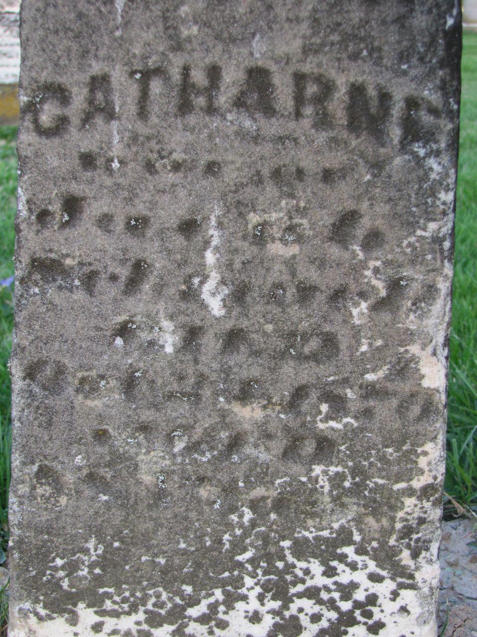 Catherine <i>Hildebrand</i> Schmuck