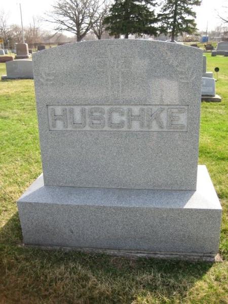 John George Huschke