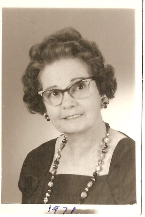 Jane E. Jennie <i>Taylor</i> Hunter